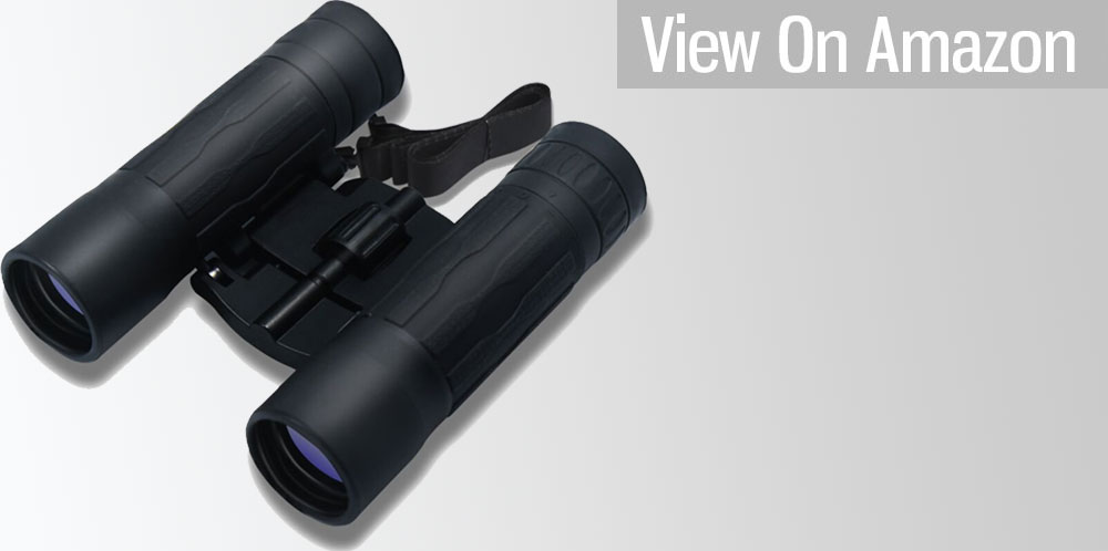 Portable Blue Film Binoculars by Merytes