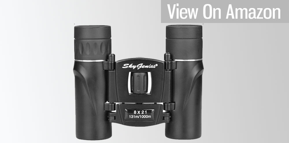 Mini Pocket Folding Binoculars by SkyGenius