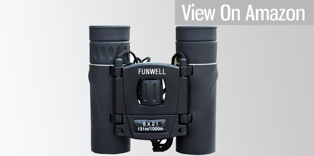Mini Lightweight Binoculars by Funwell