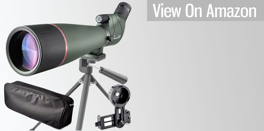 Prism Waterproof Spotting Scope