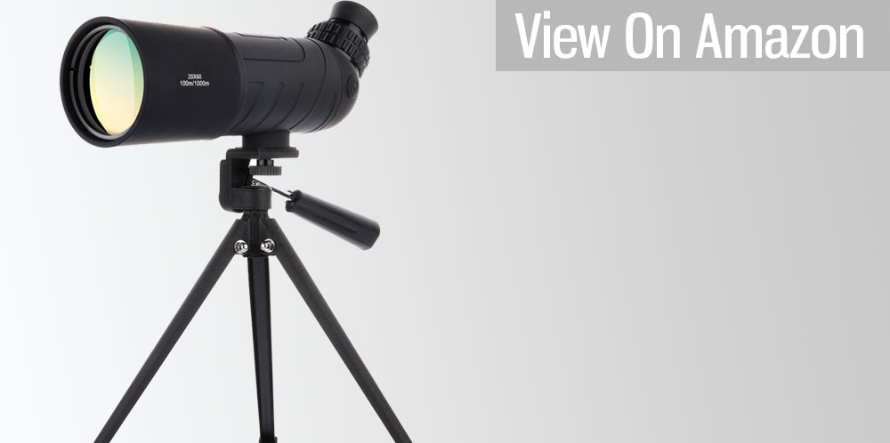 High Powered Spotting Scope by OXA