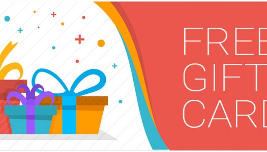 One Brilliant Way To Get Free Gift Cards!!
